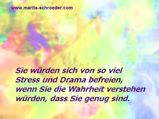Stress und Drama